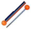 Golf Ball Kite Stake