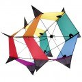 Roto-Box Spinning Kite from HQ, Single-Line