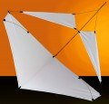 Plutz Glider Kite by Leong Ceewan